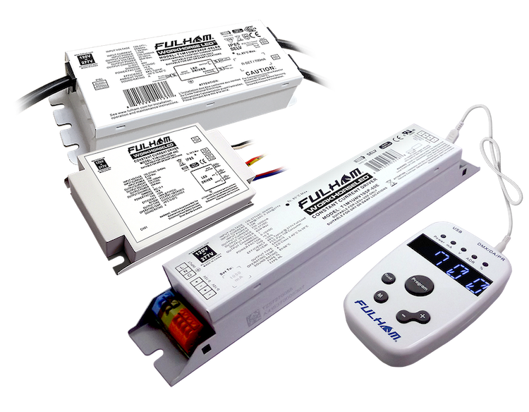 Programmable LED Drivers