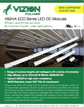 ECO Series LED Modules