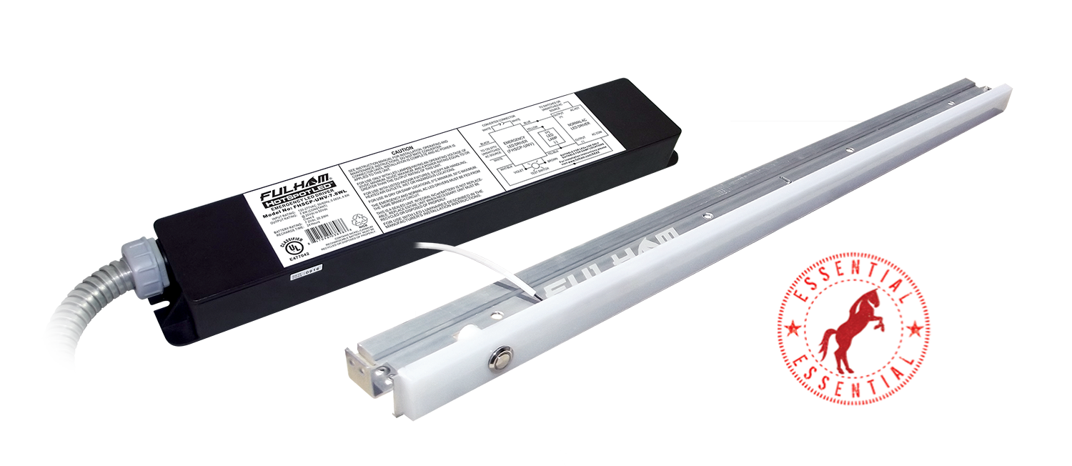 ezexit LED emergency lighting systems